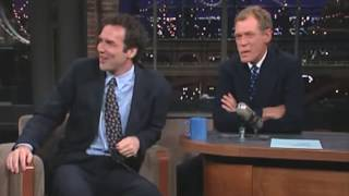 Norm Macdonald on Letterman - Impression of Dave 1997