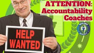 Should You Market Yourself as an Accountability Coach?  [LIFE COACHING MARKETING TIPS]