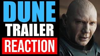John Talks REACTION to NEW Dune Official Trailer (2020)
