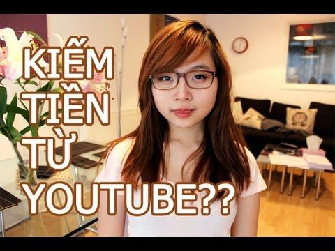 Các Youtubers kiếm tiền như thế nào ( Hồng Gấu JAV )