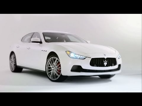 New Maserati Ghibli - Photo Shooting Backstage
