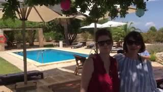 Video Anna auf der Finca Casa Ines