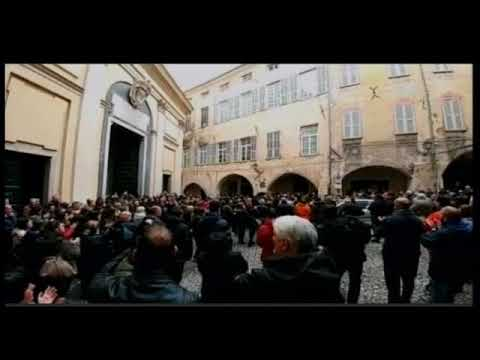 TAGGIA : I FUNERALI DI ALESSANDRO GROSSO