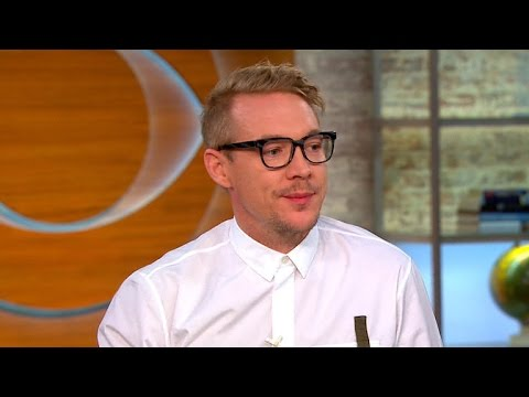 Diplo talks music producing, rise to stardom
