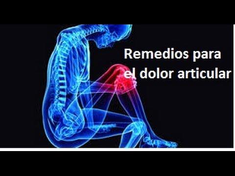 Artritis, dolor de rodilla,  y de mano. remedios para las articulaciones