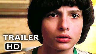 """STRANGER THINGS Season 2 """"Where Is Eleven?"""" Official Clip & Trailer (2017) Netflix Series HD"""