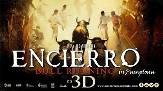 ¡ENCIERRO 3D Bullrunning Pamplona!