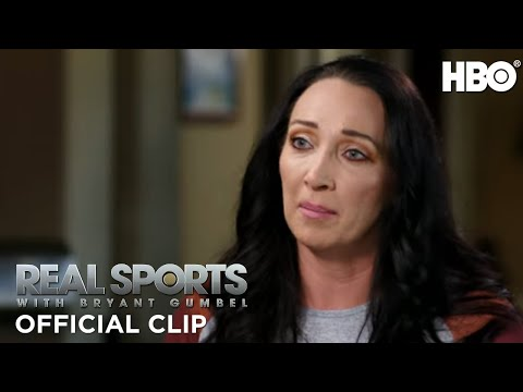 Real Sports with Bryant Gumbel | A Weight Lifted: Amy Van Dyken Update (Clip) | HBO