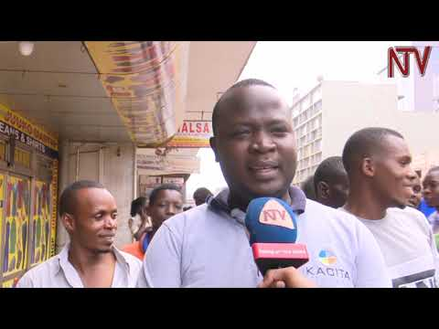City traders association reopens closed Kampala shopping malls