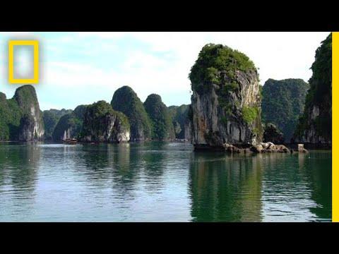 Exploring Vietnam's Ha Long Bay Island Garden