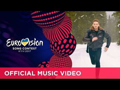 Nathan Trent - Running On Air (Austria) Eurovision 2017 - Official Music Video