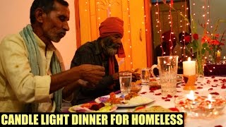 Feeding the Homeless People in India | Helping The Homeless | AVRprankTV