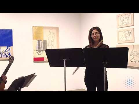 "Contemporary Music Performance: ""Yo Amaba a Lucy"" by Michael Daugherty"