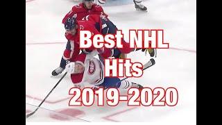 "Best NHL Hits 2019-2020 - ""Sail"""