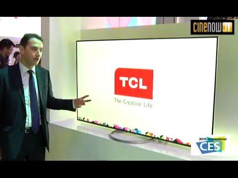 TCL 58S7806 et 50S7806 (CES 2015)