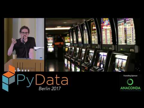 On Bandits, and, Bayes swipes: gamification of search