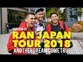 VLOG RAN #7 - RAN JAPAN TOUR 2018
