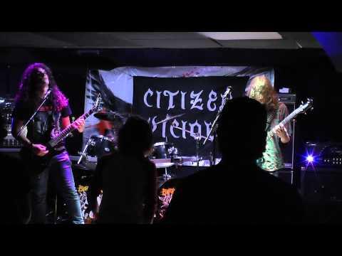 Warsenal - Nightstalker  ( Live ) September 29th 2012