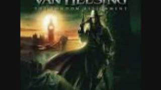 Van Helsing soundtrack track eight Transylvnian horses