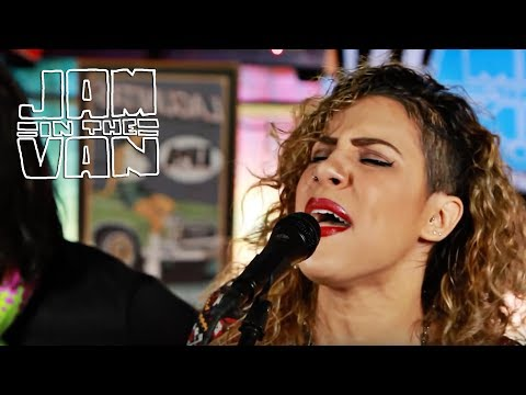 """Felice performing her song """"Give It Away"""" live!"""