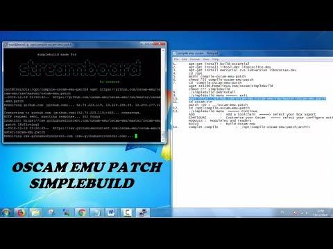 Oscam Emu Script