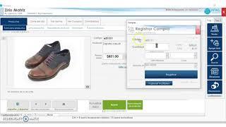 Registro de productos y exitencias