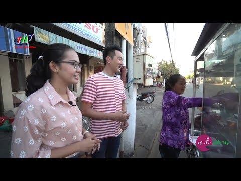 Ăn bánh củ cải Bạc Liêu với ca sĩ Phi Hùng | Ăn Vặt Miền Tây