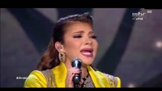 حلقة نتائج عرب ايدول 02/11/2017 وابداع الفنانه أصالة باغنية ذاك الغبي