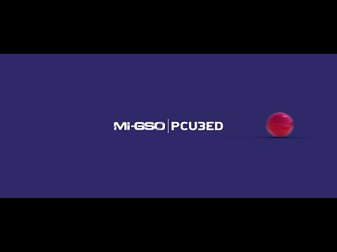MI-GSO | PCUBED corporate video