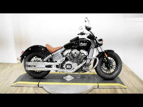 2015 Indian Scout™ in Wauconda, Illinois - Video 1