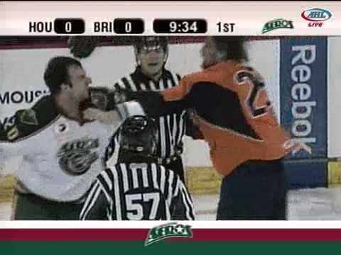 John Scott vs. Mitch Fritz
