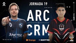 Arctic Gaming VS Cream eSports | Jornada 19 | Temporada 2018-2019