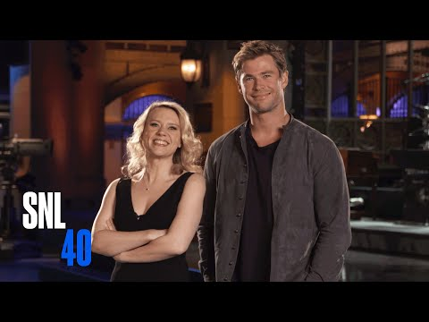 Saturday Night Live 40.15 (Preview 'Kate McKinnon and Chris Hemsworth')