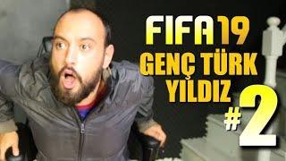 FIFA 19 KARİYER BÖLÜM 2: GENÇ YILDIZLAR BU TAKIMA GELECEK!!
