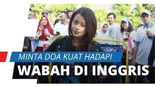 Hadapi Wabah Corona di Inggris, Aktris Angie Virgin Tak Niat Pulang ke Indonesia: Takut Tulari Warga