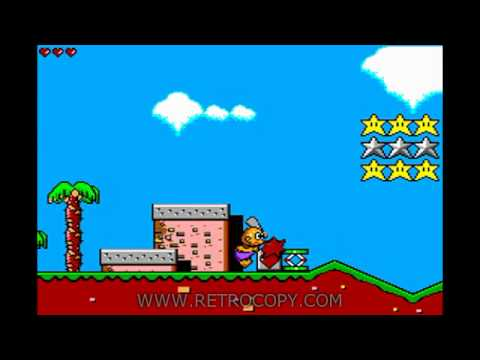 Toto World 3 (Sega Master System) - RetroCopy Intro