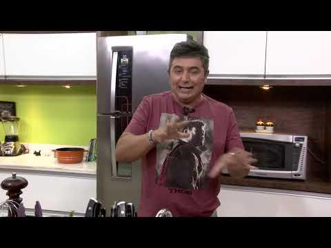 Sabor da Gente: Aprenda a fazer Espaguete a Delícia de Forno com o Chef Wellington