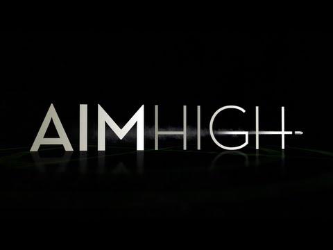 Nový webseriál Aim High