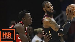 Cleveland Cavaliers vs Toronto Raptors Full Game Highlights / Game 3 / 2018 NBA Playoffs