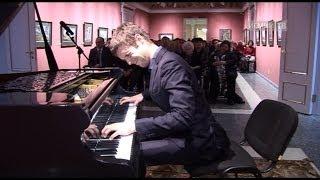 Концерт классической музыки Антона Леонтьева (январь 2014)