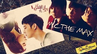 Because of you - M.C THE MAX (The Girl Who Sees Smell OST) Eng & Arabic Sub