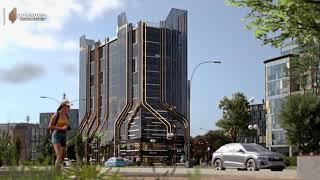 أقوى أبراج العاصمة الادارية الجديدة | UNITOWER 1