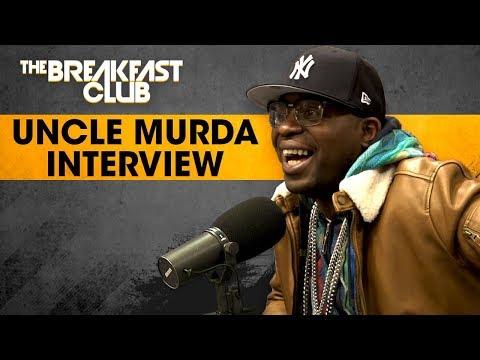 Uncle Murda Talks Acting, Bitcoin, Mase + More