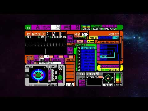 Rules of Engagement - Classic Starship simulator updated for Windows