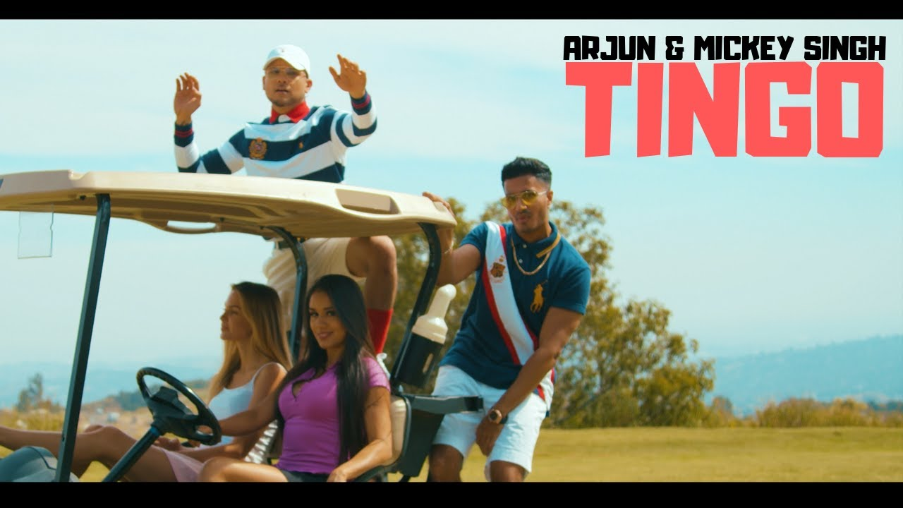 Tingo Lyrics - Arjun, Mickey Singh