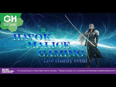 Havok Malice Gaming Intro Video