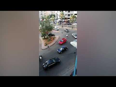 العرب اليوم - هجوم خطير على حافلة في الدار البيضاء يُثير الرعب والهلع