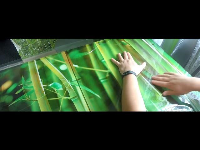 Видео Скатерть «Мягкое стекло»