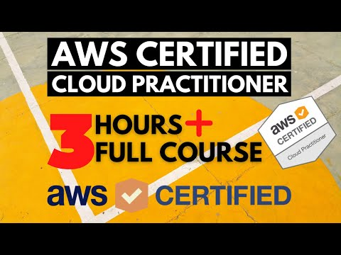 AWS Certified Cloud Practitioner 2021 FULL COURSE for ...
