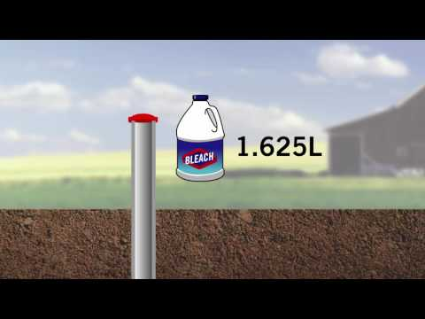 Video How to Disinfect Your Well